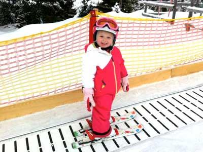 Zauberteppich: Ein Begriff aus der Skiwelt