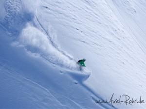 freeriding ski