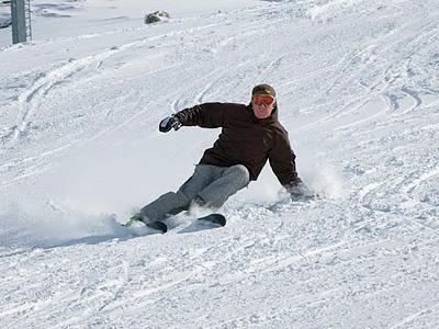 grounding ski