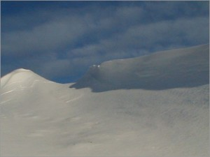 Schneewächte